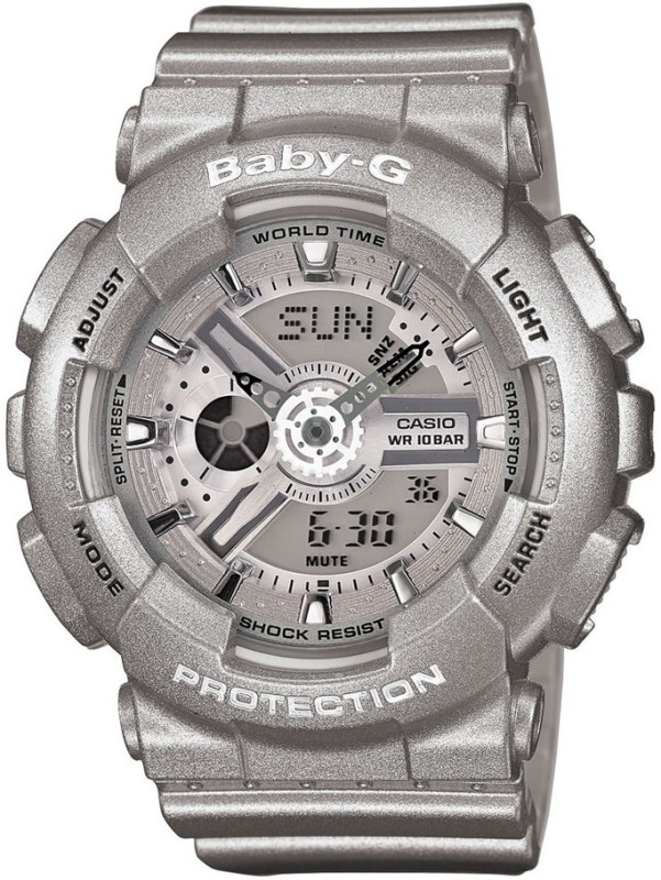 Casio BX017 Baby G Analog Digital Watch For Women