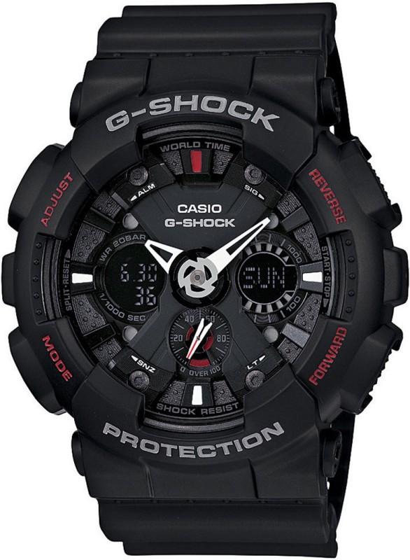 Casio G346 G Shock Analog Digital Watch For Men
