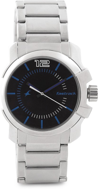 Fastrack NG3097SM01C Midnight Party Analog Watch For Men