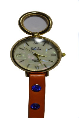 Yilisha 8450 Analog Watch  - For Girls