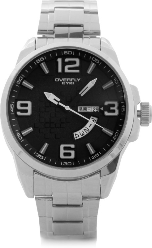 Over Fly EOV3052L S02 Analog Watch For Men