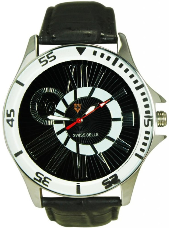 Swiss Bells SB1809SL01B New Style Analog Watch For Men