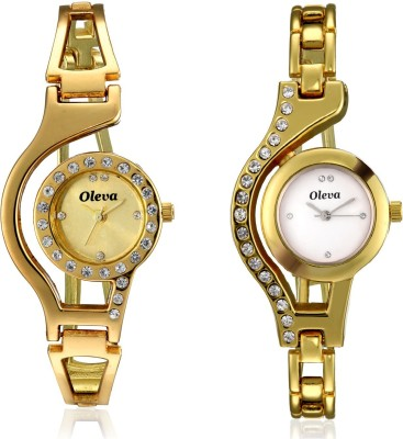 Oleva OVD 1007 Analog Watch  - For Men, Women