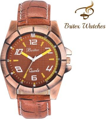 Britex BT6025 Le` Impressionnant Analog Watch  - For Men, Boys