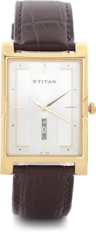 Titan 1641YL04 Analog Watch For Men
