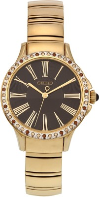 Seiko SRZ444P1 Basic Analog Watch - For Women