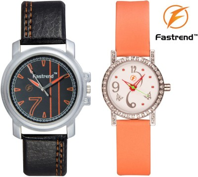 Fastrend Couple Special watches FT 7054 Analog Watch  - For Men