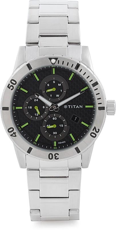 Titan 1621SM01 Analog Watch For Men