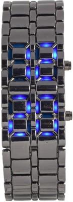 Solomon SOBLUECHNLED05 Digital Watch  - For Boys, Men, Girls, Women