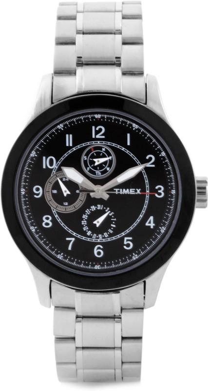 Timex TI000I70800 E Class Analog Watch For Men
