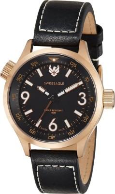Swiss Eagle SE-9030-05 Analog Watch  - For Men