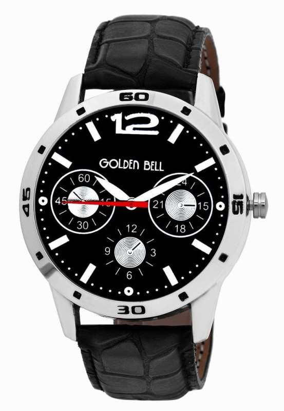Golden Bell 304GB Casual Analog Watch For Men