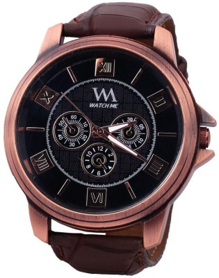 Watch Me WMAL-0032-BBx Watches Analog Watch  - For Men