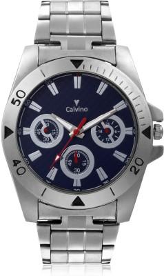 Calvino CGAC-141243_BLU Analog Watch  - For Men