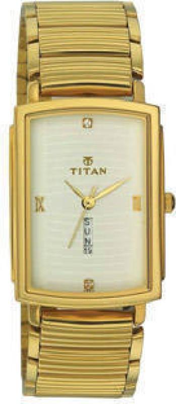 Titan NH1459YM02 Analog Watch For Men