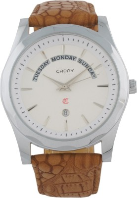 Crony CRNY34 Casual Analog Watch  - For Men