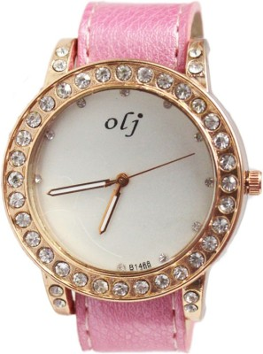 Style Feathers OljPlain003 Analog Watch  - For Girls