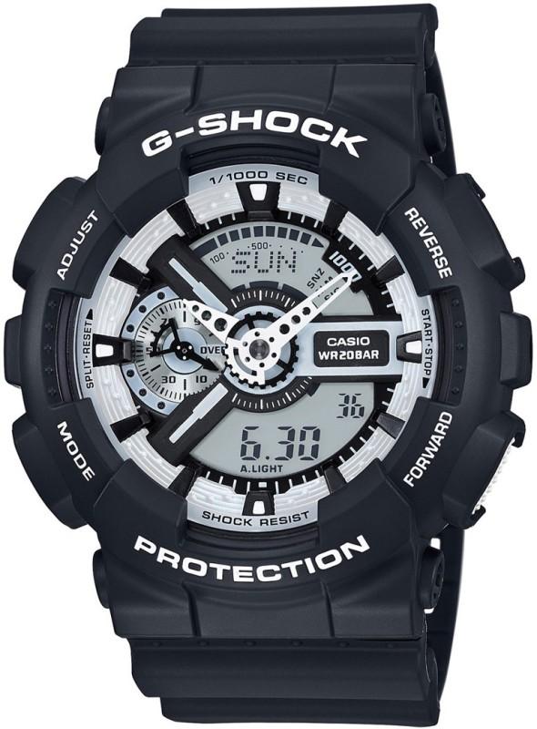 Casio G620 G Shock Analog Digital Watch For Men