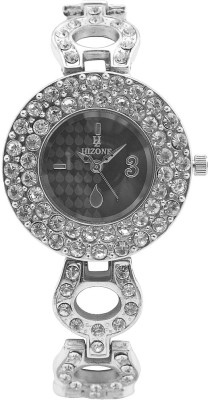 Hizone HZ408BK Analog Watch  - For Women
