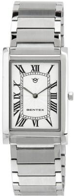 Bentex RA7005SS Analog Watch  - For Men
