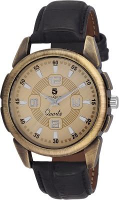 Swanky SC-AntkPln03-MT.Y Analog Watch  - For Boys, Men