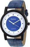 Stylox WH-STX166 Analog Watch  - For Men