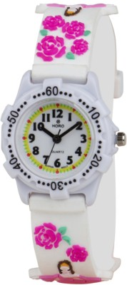 Horo K129 Analog Watch  - For Boys, Girls