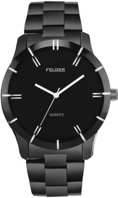 Felizer Full Black Dial Analog Watch  - For Boys, Men