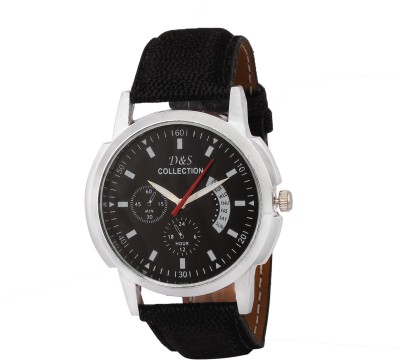 D & S DS1002SL01 New Style Analog Watch  - For Men