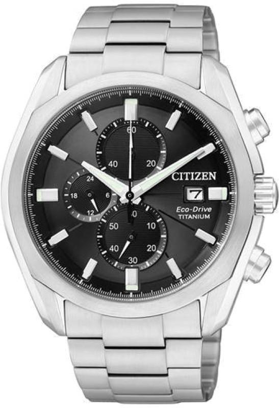 Citizen CA0021 53E Eco Drive Analog Watch For Men