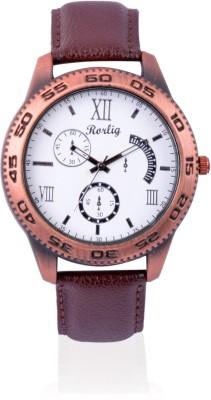 Rorlig RR_0009 Explorer Analog Watch  - For Boys, Men