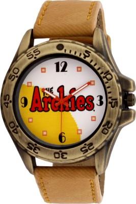 Archie ARH-030-YEL Analog Watch  - For Men