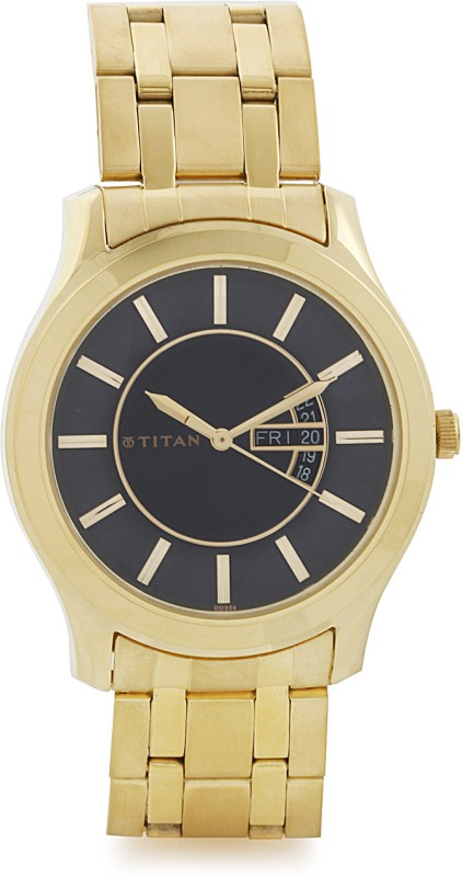 Titan 1627YM03 Analog Watch For Men