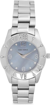 Time Force TF4017L03M Analog Watch  - For Women