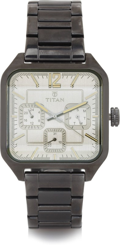 Titan 90083QM01J Analog Watch For Men