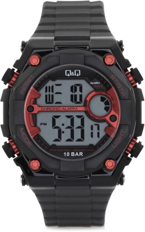 QQ M127J002Y Digital Watch For Men