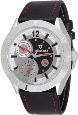 Swiss Grand SG-1040 Grand Analog Watch  - For Men