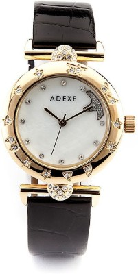 Adexe 6074 AD Analog Watch  - For Women