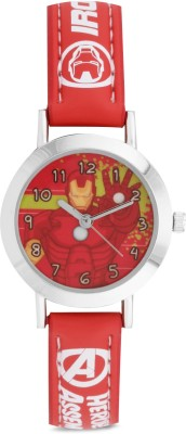 Marvel AW100020 Analog Watch  - For Girls, Boys
