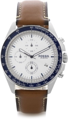 Fossil CH3029 Analog Watch - For Men