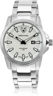 Swiss Eagle SE-9056-22 Special Collection Analog Watch  - For Men