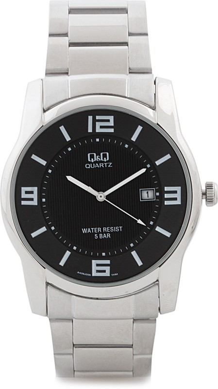 QQ A438J205Y Analog Watch For Men