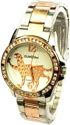 Custom Watches cwns13 Analog Watch  - For Girls