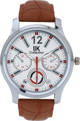 IIK Collection IIK507M Round Shaped Analog Watch  - For Men