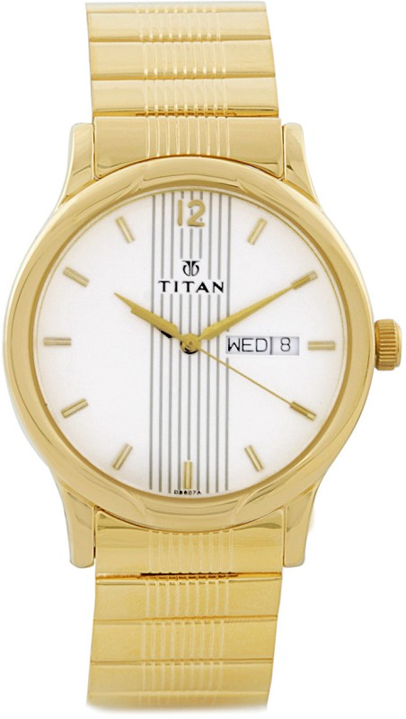 Titan BH1580YM04 Analog Watch For Men