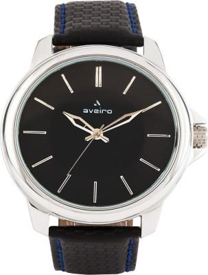 Aveiro AV114SL_BLK Analog Watch  - For Men