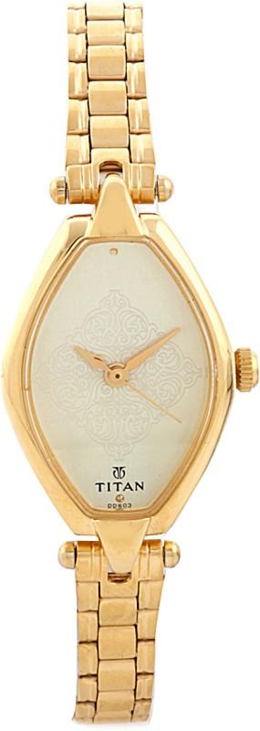 Titan NH2522YM01C Karishma Analog Watch For Women