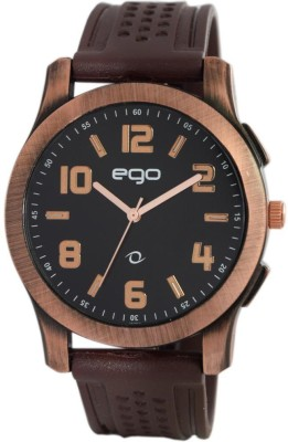Maxima Ego E-40393PAGR EGO COLLECTION Analog Watch  - For Men