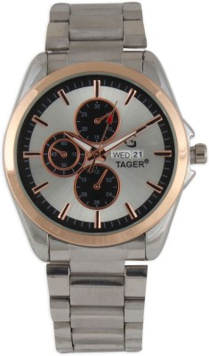TAGER TC-01-B Analog Watch  - For Men
