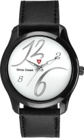 Swiss Grand SSG 0219White Analog Watch For Men